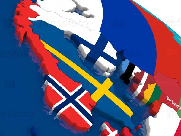 скандинавские языки